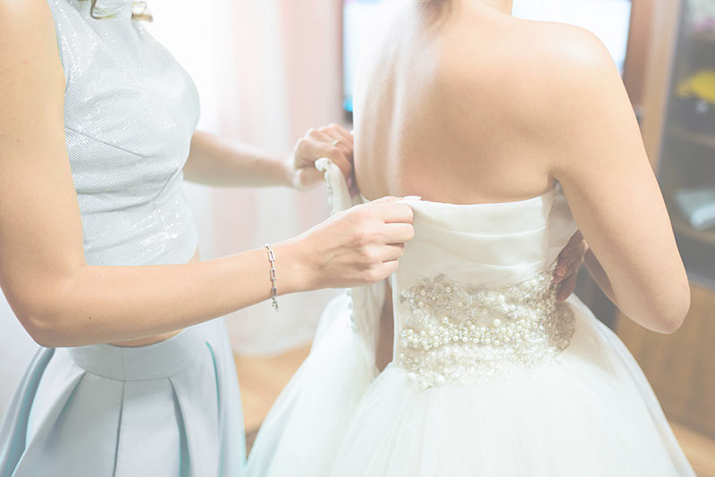 How to lose weight for my wedding dress